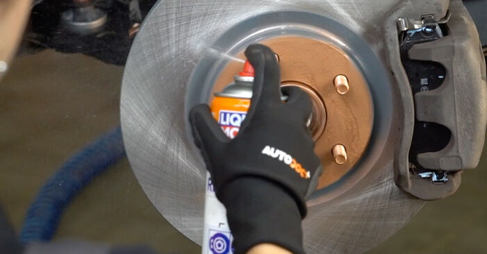 NISSAN QASHQAI 2.0 dCi Allrad Brake Discs replacement: online guides and video tutorials
