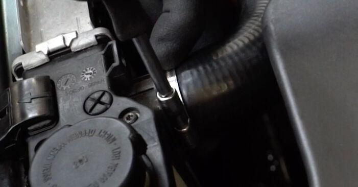 Austauschen Anleitung Wasserpumpe + Zahnriemensatz am BMW E36 1991 320i 2.0 selbst