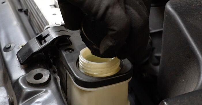 Wechseln Wasserpumpe + Zahnriemensatz am BMW 3 Limousine (E36) 316i 1.6 1993 selber