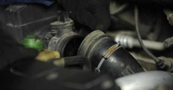 Tausch Tutorial Federn am VW Multivan V (7HM, 7HN, 7HF, 7EF, 7EM, 7EN) 2015 wechselt - Tipps und Tricks