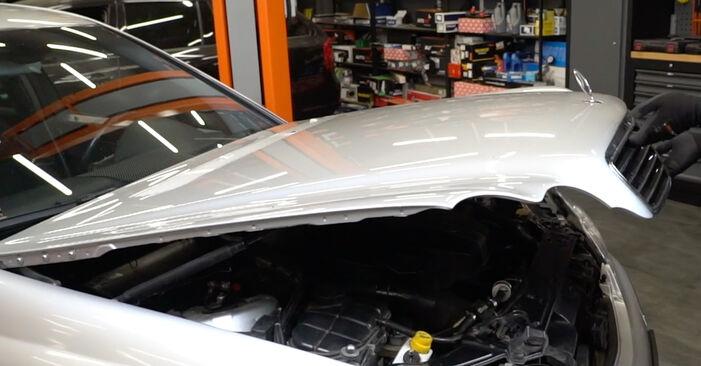 Wie Bremsbeläge Mercedes W203 C 220 CDI 2.2 (203.006) 2000 tauschen - Kostenlose PDF- und Videoanleitungen