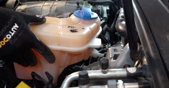 Slik skifte AUDI A6 2.0 TFSI 2008 Drivstoffilter – enkle instruksjoner på nettet som er lette å følge