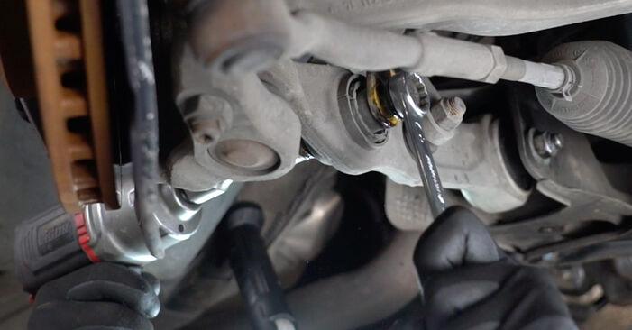 E-Klasse Limousine (W211) E 280 CDI 3.0 (211.020) 2005 E 270 CDI 2.7 (211.016) Federn - Handbuch zum Wechsel und der Reparatur eigenständig