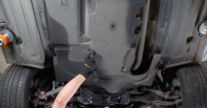 Federn am MERCEDES-BENZ E-Klasse Limousine (W211) E 200 CDI 2.2 (211.004) 2007 wechseln – Laden Sie sich PDF-Handbücher und Videoanleitungen herunter