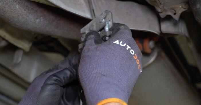 Zweckdienliche Tipps zum Austausch von Handbremsseil beim ALFA ROMEO 147 (937) 1.6 16V T.SPARK ECO 2003