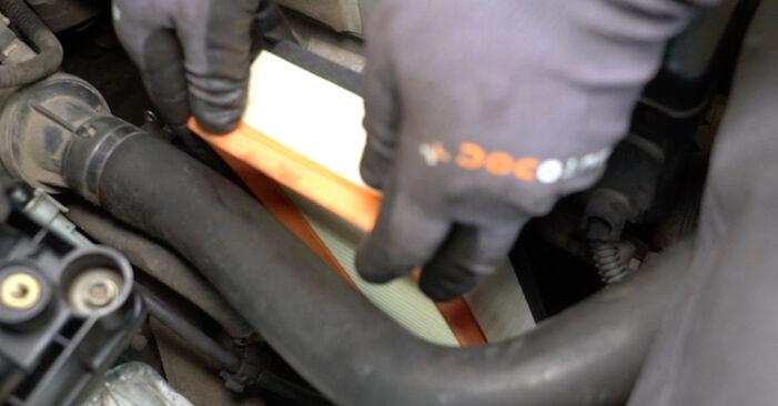 Thermostat Ihres Alfa Romeo 147 937 3.2 GTA (937.AXL1) 2008 selbst Wechsel - Gratis Tutorial