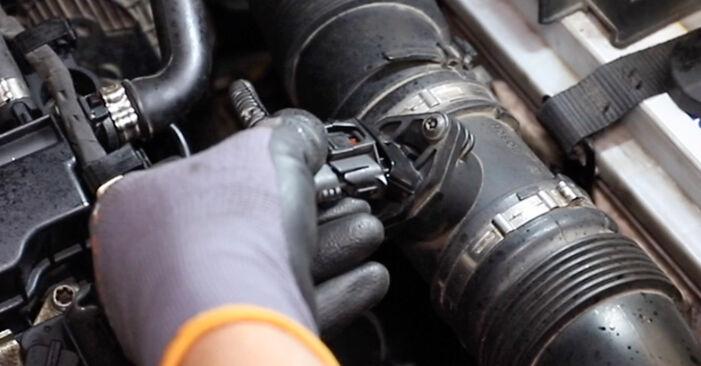 147 (937) 1.9 JTDM 16V (937.AXN1B, 937.BXN1B) 2000 1.9 JTD Thermostat - Handbuch zum Wechsel und der Reparatur eigenständig
