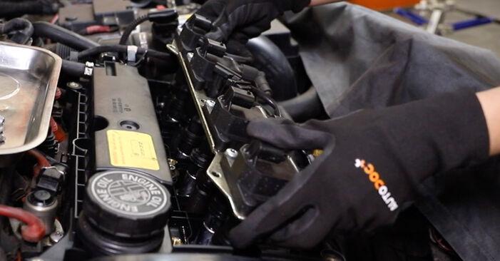 Zündkerzen Alfa Romeo 147 937 1.6 16V T.SPARK ECO 2002 wechseln: Kostenlose Reparaturhandbücher