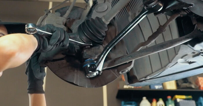 DIY replacement of Control Arm on BMW X3 (E83) xDrive20d 2.0 2008 is not an issue anymore with our step-by-step tutorial