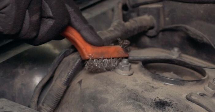Stoßdämpfer BMW X3 E83 xDrive20d 2.0 2005 wechseln: Kostenlose Reparaturhandbücher