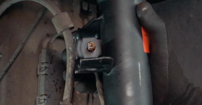 Stoßdämpfer Ihres BMW X3 E83 2.0 d 2011 selbst Wechsel - Gratis Tutorial