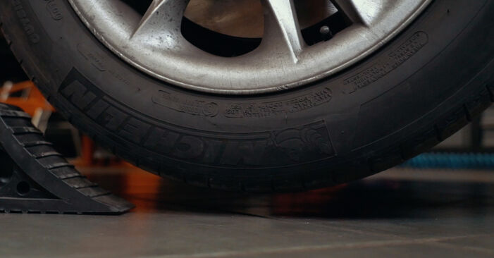 Stoßdämpfer am BMW X3 (E83) 2.5 i 2008 wechseln – Laden Sie sich PDF-Handbücher und Videoanleitungen herunter