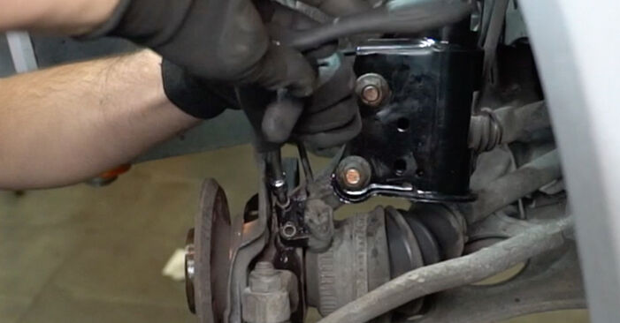 Trocar Rolamento da Roda no MERCEDES-BENZ Classe A (W168) A 170 CDI 1.7 (168.008) 2000 por conta própria