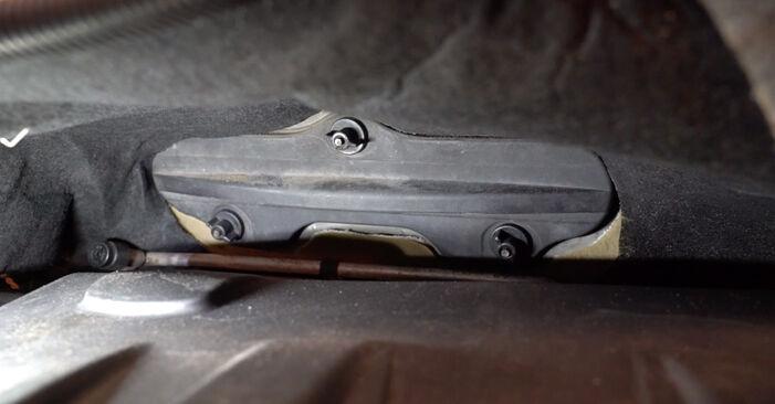 Innenraumfilter Citroen Xsara Picasso 1.8 16V 2001 wechseln: Kostenlose Reparaturhandbücher