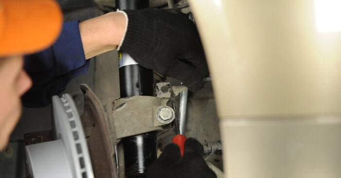 Federn am BMW 3 Limousine (E90) 330d 3.0 2009 wechseln – Laden Sie sich PDF-Handbücher und Videoanleitungen herunter