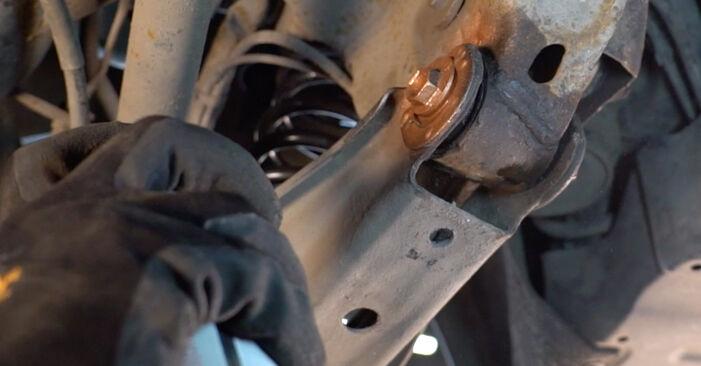 Zweckdienliche Tipps zum Austausch von Federn beim BMW 3 Limousine (E90) 318d 2.0 2010