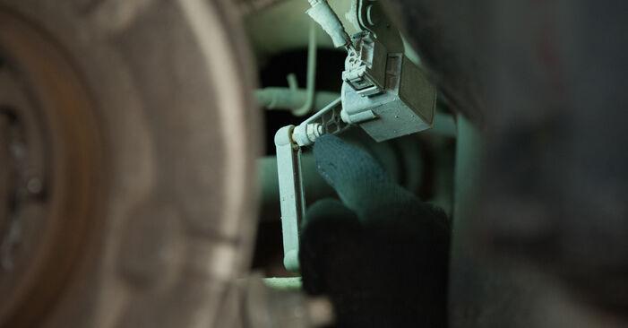 Wie BMW 5 SERIES 525d 3.0 2005 Radlager ausbauen - Einfach zu verstehende Anleitungen online