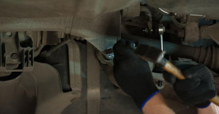 Radlager beim BMW 5 SERIES 530d 3.0 2008 selber erneuern - DIY-Manual