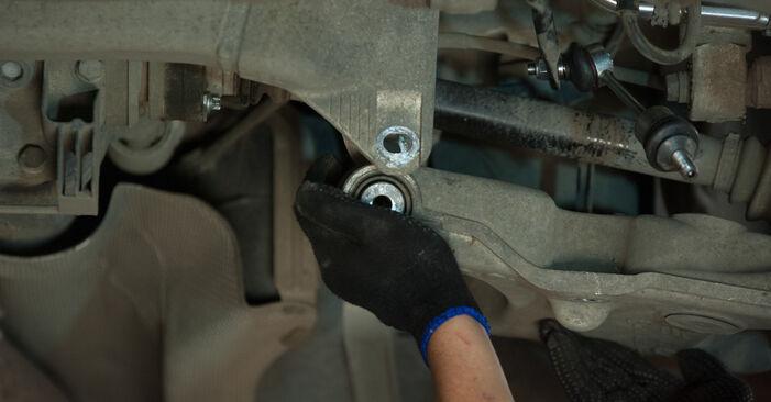 Radlager am BMW 5 Limousine (E60) 535d 3.0 2006 wechseln – Laden Sie sich PDF-Handbücher und Videoanleitungen herunter