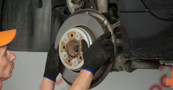 Radlager BMW E60 520d 2.0 2003 wechseln: Kostenlose Reparaturhandbücher