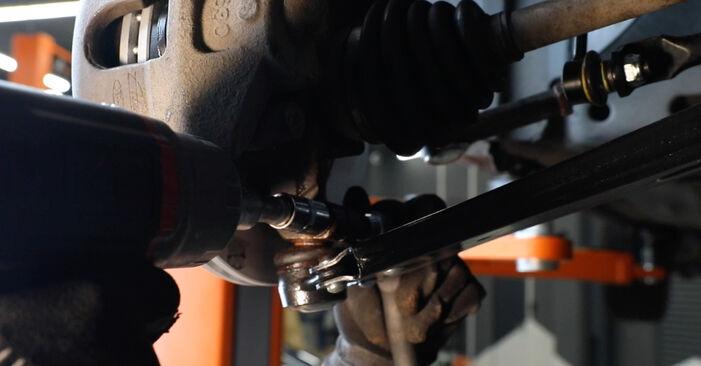Fiesta Mk5 Schrägheck (JH1, JD1, JH3, JD3) ST150 2.0 2002 1.4 16V Stoßdämpfer - Handbuch zum Wechsel und der Reparatur eigenständig
