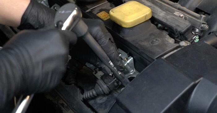Schritt-für-Schritt-Anleitung zum selbstständigen Wechsel von BMW E39 1999 525tds 2.5 Zündkerzen