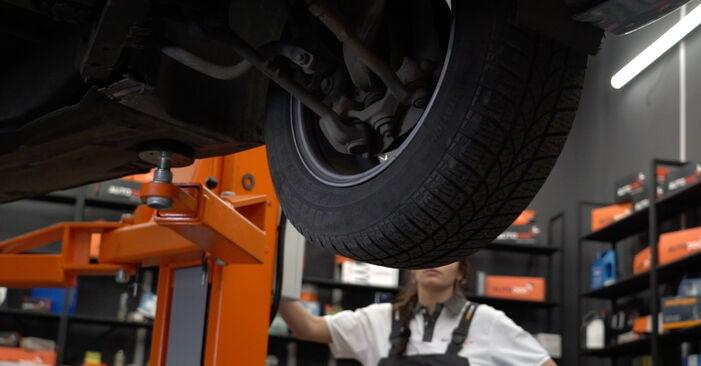 Wie BMW 5 SERIES 525tds 2.5 1999 Ölfilter ausbauen - Einfach zu verstehende Anleitungen online