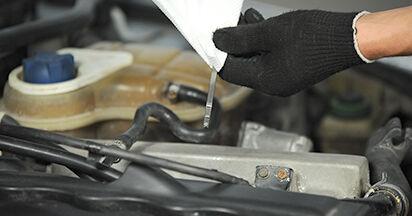 Schritt-für-Schritt-Anleitung zum selbstständigen Wechsel von Audi A4 B5 Limousine 1999 1.8 T quattro Ölfilter