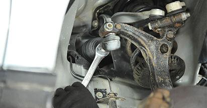 Spurstangenkopf Audi A4 B5 Limousine 1.8 1996 wechseln: Kostenlose Reparaturhandbücher