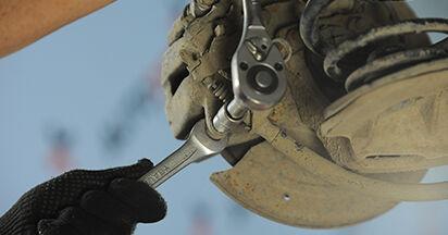 ASTRA G Hatchback (F48_, F08_) 1.7 DTI 16V (F08, F48) 2009 1.6 (F08, F48) Bremsbeläge - Handbuch zum Wechsel und der Reparatur eigenständig
