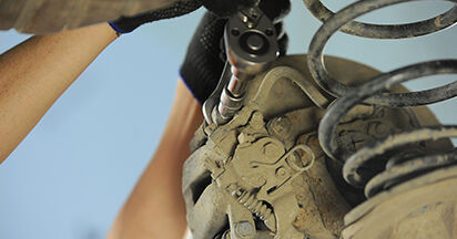 Tausch Tutorial Bremsbeläge am OPEL ASTRA G Hatchback (F48_, F08_) 1998 wechselt - Tipps und Tricks
