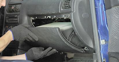 ASTRA G Hatchback (F48_, F08_) 1.7 DTI 16V (F08, F48) 2009 1.6 (F08, F48) Innenraumfilter - Handbuch zum Wechsel und der Reparatur eigenständig