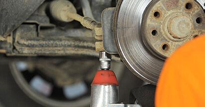 Spurstangenkopf Opel Astra g f48 1.4 16V (F08, F48) 2000 wechseln: Kostenlose Reparaturhandbücher