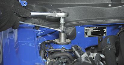 Come cambiare Ammortizzatori su VW LUPO (6X1, 6E1) 2002 - suggerimenti e consigli