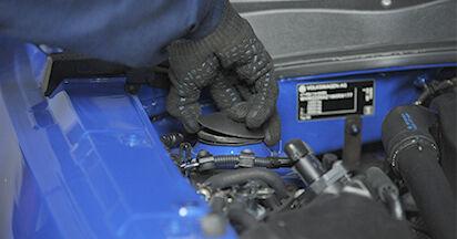 Consigli passo-passo per la sostituzione del fai da te VW Lupo 6x1 2003 1.4 TDI Ammortizzatori