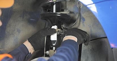 Modifica Ammortizzatori su VW LUPO (6X1, 6E1) 1.4 16V 2001 da solo