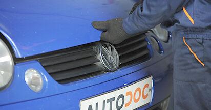 Come sostituire Ammortizzatori su VW LUPO (6X1, 6E1) 2003: scarica manuali PDF e istruzioni video
