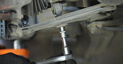 Koppelstange VW Lupo 6x1 1.4 2000 wechseln: Kostenlose Reparaturhandbücher