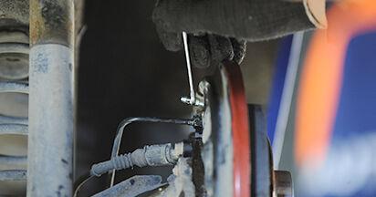 Zweckdienliche Tipps zum Austausch von Hauptbremszylinder beim VW LUPO (6X1, 6E1) 1.4 2004