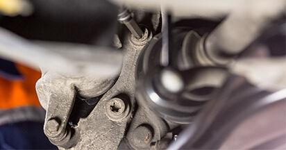 Radlager CITROËN C3 I (FC_) 1.1 i 2004 wechseln: Kostenlose Reparaturhandbücher