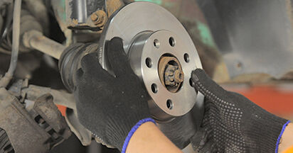 Need to know how to renew Brake Discs on OPEL CORSA 2000? This free workshop manual will help you to do it yourself