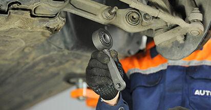 Quanto è difficile il fai da te: sostituzione Biellette Barra Stabilizzatrice su Mercedes W211 E 320 CDI 3.0 (211.022) 2008 - scarica la guida illustrata