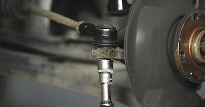 Wechseln Radlager am SUZUKI SWIFT III (MZ, EZ) 1.5 (RS 415) 2008 selber