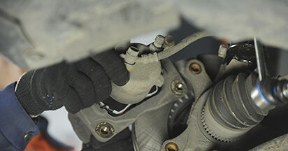 Radlager beim SUZUKI SWIFT 1.5 4x4 (RS 415) 2012 selber erneuern - DIY-Manual