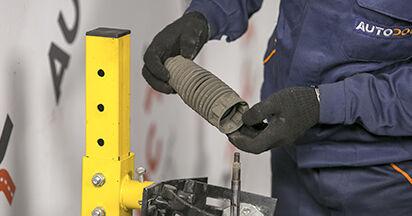 Cambio Amortiguadores en PEUGEOT 407 (6D_) 2.0 2010 ya no es un problema con nuestro tutorial paso a paso