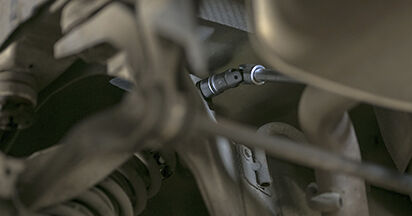 407 (6D_) 2.0 HDi 2007 Amortiguadores manual de taller de sustitución por su cuenta
