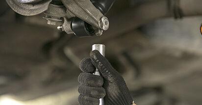 Recomendaciones paso a paso para la sustitución por su cuenta Peugeot 407 Berlina 2009 2.0 HDi Amortiguadores