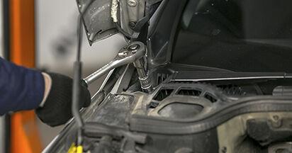Remplacer Amortisseurs sur Peugeot 407 Berline 2006 2.0 HDi 135 par vous-même