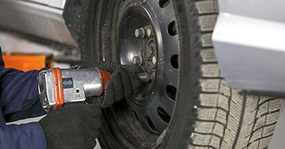 Comment changer Amortisseurs sur Peugeot 407 Berline 2004 - Manuels PDF et vidéo gratuits