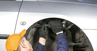 Recommandations étape par étape pour remplacer soi-même Peugeot 407 Berline 2009 2.0 HDi Amortisseurs